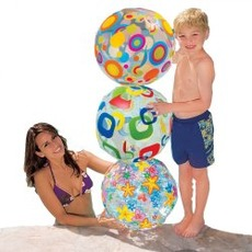 Надувной мяч Intex Lively Print Balls (59040)
