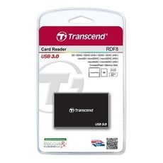 купить карт-ридер Transcend Multi-Card Reader F8 All in 1