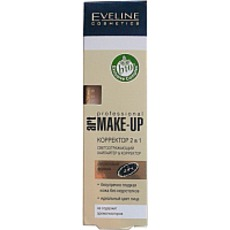 Корректор Eveline Cosmetics Art Professional Make-Up 08 Porcelain 2 в 1 (7мл)
