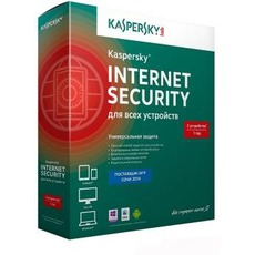 Kaspersky Internet Security Multi-Device Russian Ed. 2-Device 1 year, Box