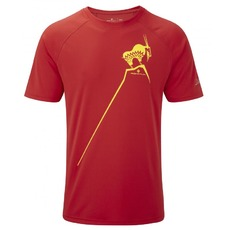 Футболка Ronhill trail mountain goat tee RH0376 Rh014