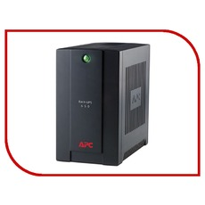 купить ИБП (UPS) APC Back-UPS 650VA Standby with Schuko