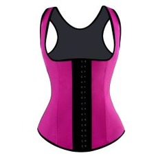 Корсет Sculpting Clothes (Waist Trainer), розовый (размер L-XL)