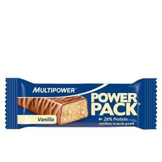 MULTIPOWER Батончик Multipower Power Pack Vanilla Carbohydrate-Protein Bar